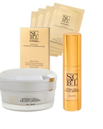 Stem Cell Beauty Innovations - Vegan Face mask and moisturizer