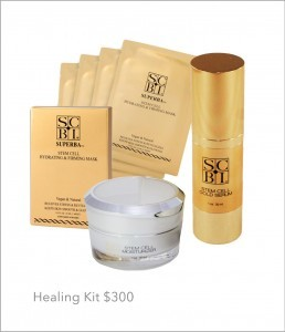 Stem Cell Beauty Innovations Healing Kit