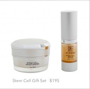 Stem Cell Beauty Innovations Stem Cell Gift Set